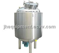 Mixing Tank with Magnetic Agitator