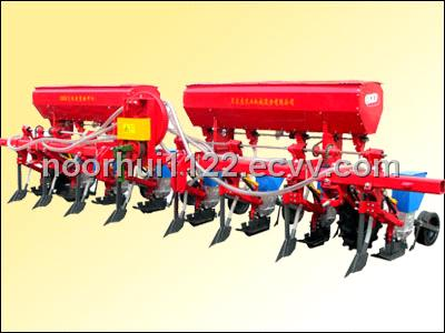 Precision Planting Fertilizing Machine Seeder