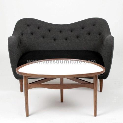 Replica Modern Classic Furniture Finn Juhl Sofa Model 4600
