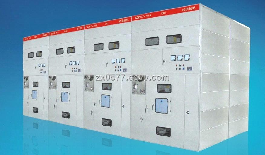 17-40.5 (Z) Box-Type Fixed Metal-Enclosed Switchgear (XGN)