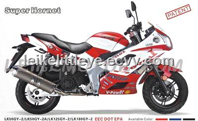 New CVT Racing Motorcycle (Super Hornet) from China