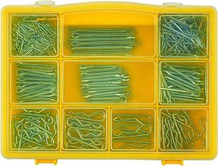 376pcs cotter pins and