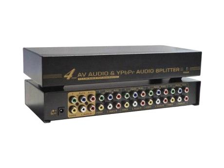 AV/YPbPr/Audio Splitter