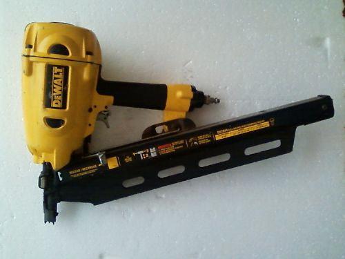 DEWALT D51844 20 degree Full Round Head Framing Nail Gun purchasing ...