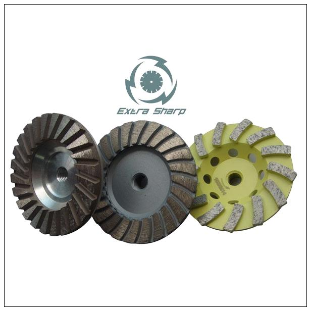 Diamond Grinding Cup Wheel (DCW-01)