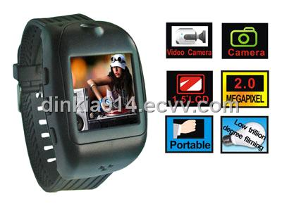 Digital Frame Watch / Camera Watch (DC-MW401)