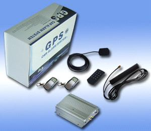 GPS & GSM Car Tracking Alarm System