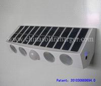 LED Solar infrared motion sensor light(petc-l01)