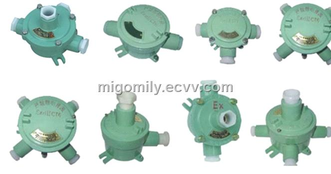 MBJH explosion proof junction box from China Manufacturer