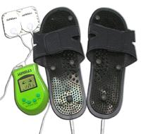 Protable foot massager health care slipper SM9188