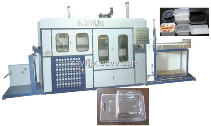 Thermoforming Machine for Cake Box,Snake Box