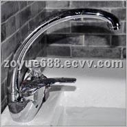 ZY3240 fashion brass kitchen water faucet