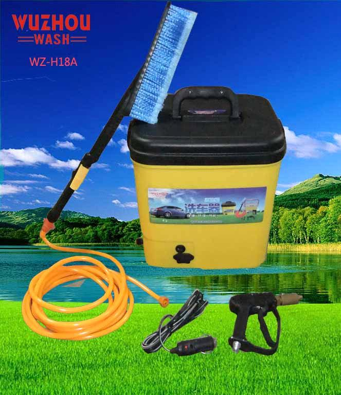 12V Car Cleaner (WZ-H18)