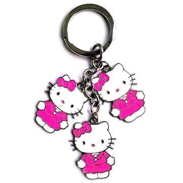 900810901 2011 new enamel hello kitty keychain from China Manufacturer ...