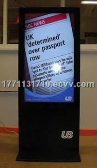 42 inches Floor-Standing Digital Signage LCD Advertising Player