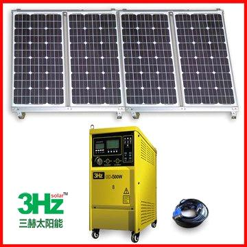 500W Off-Grid Solar System Products
