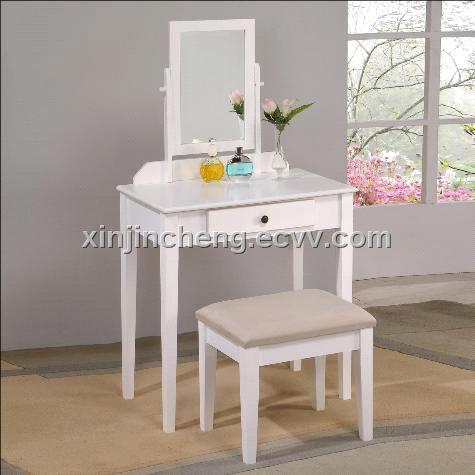 Perfect Cheap White Bedroom Vanity Set