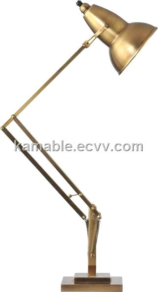 Copper Brass Desk Lamp (CT1179 1VBN)
