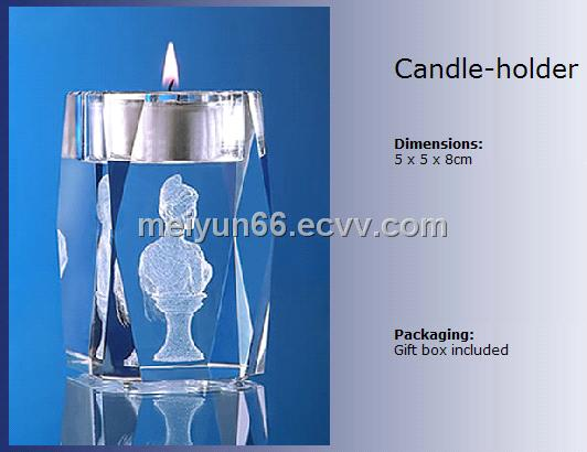 Crystal Candleholder from China Manufacturer, Manufactory