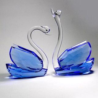 Crystal swan from China Manufacturer, Manufactory, Factory
