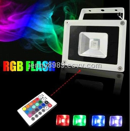 DHL free shipping 30W RGB Flood/RGB Wall washer/multicolor led light/RGB light/led projection light
