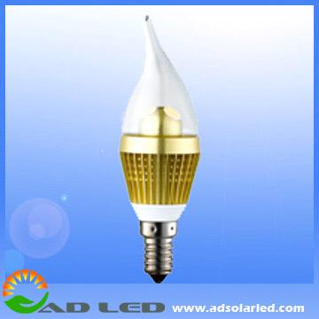 Dimmable & Clear e27 led lamp bulb