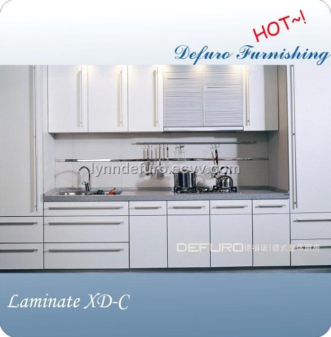 German Style Laminate Modular Kitchen Cabinet Purchasing
