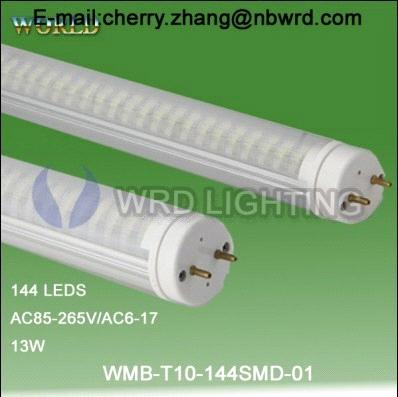 HOT AC6-17,85-265V,DC12/24V T8 T10 LED Tube
