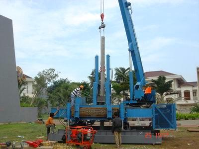 Hydraulic Static Pile Driver Purchasing Souring Agent