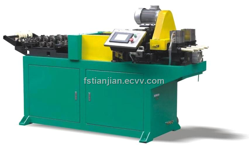 KP Series Coil Tube Straightening and Cutting Machine