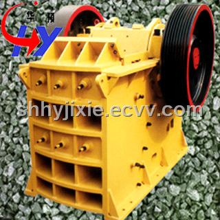 Mini jaw stone crusher