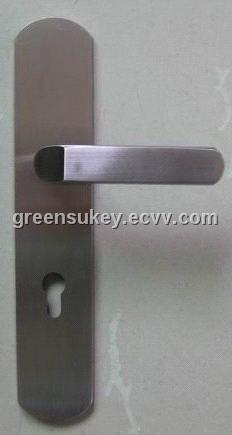 SS 304 high security lever handle motise door lock  door hardware door accessory
