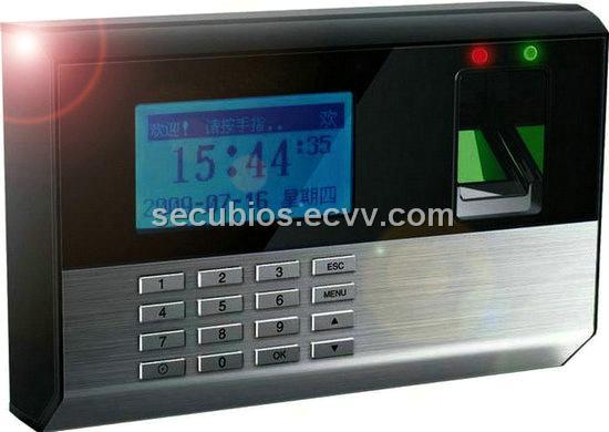 Secubio AK400 TCP/IP Fingerprint & RFID Time Attendance
