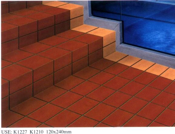 Terracotta Floor Tile From China Manufacturer Manufactory