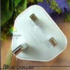 UK usb power adaptor for iphone