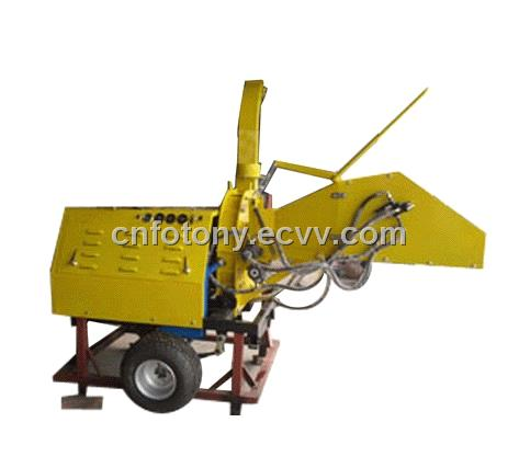 Wood Chipper (FRD-18)