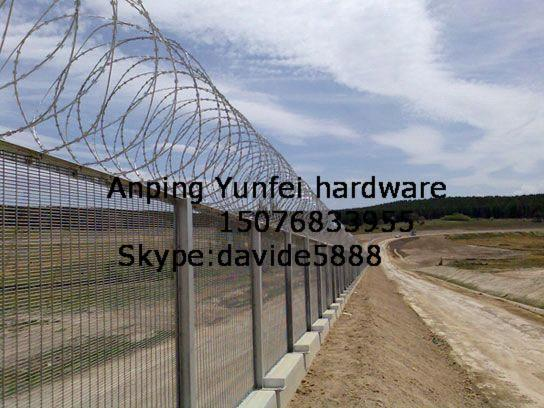 Anti Climb Fence Used for prison