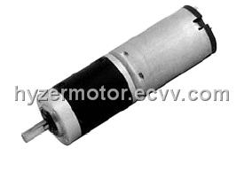 dc planetary geared motor(22mm)