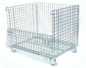 wire mesh container wire cage logisticstorage cage wire storage