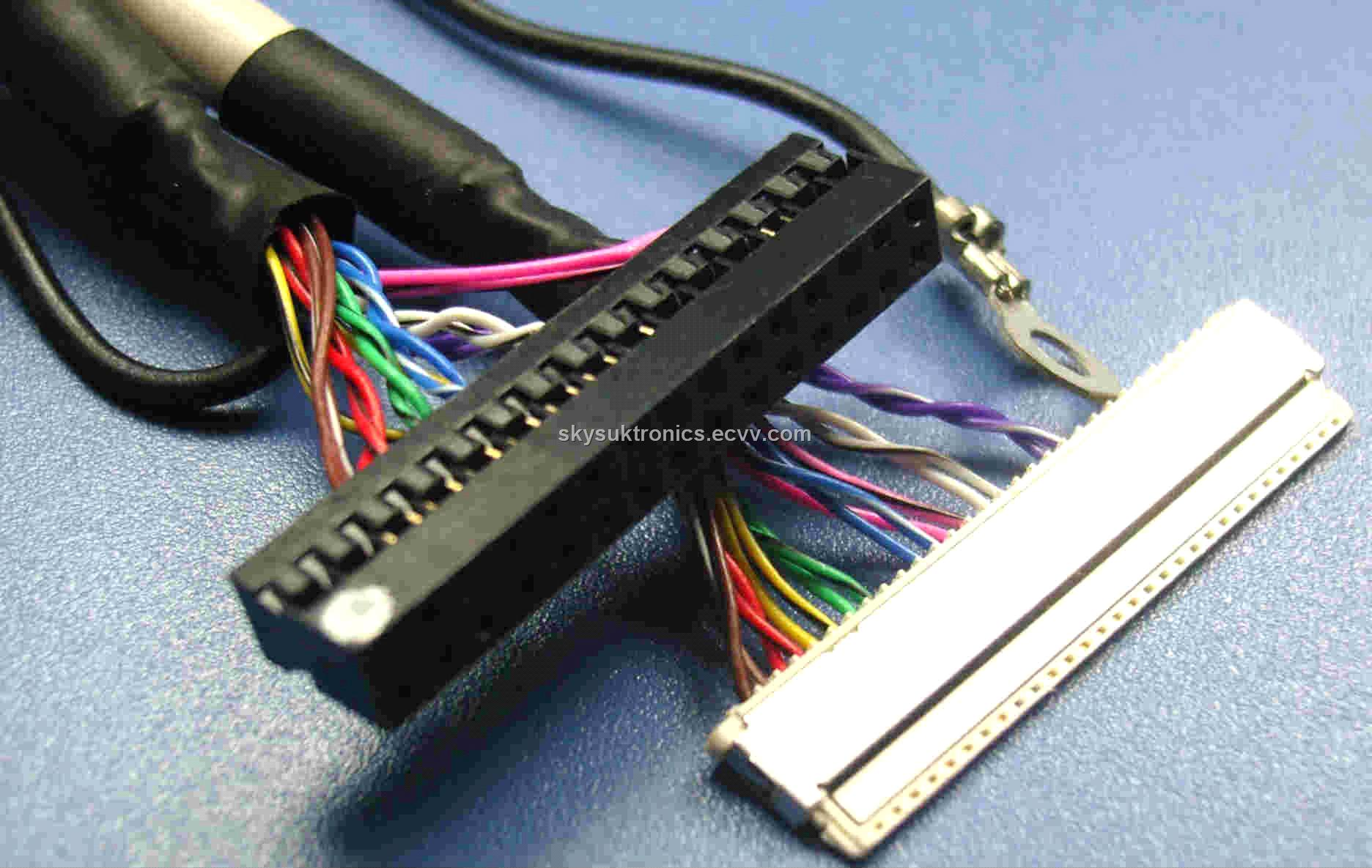 Wire Harness Assembly Foam Boards - Wiring Diagram For Light Switch •