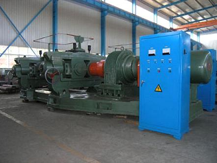 18 Inch Rubber Mixing Mill - D Type Hand Face Gear Reducer