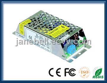 25W Non-Waterproof LED Power Supply