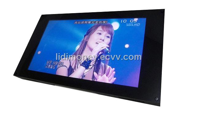 26 Inch stock full hd LCD Advertising display