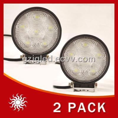 6pcs LED Day Running Light - Working Light