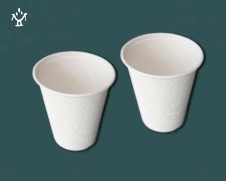 Biodegradable Disposable Corn Starch Cups