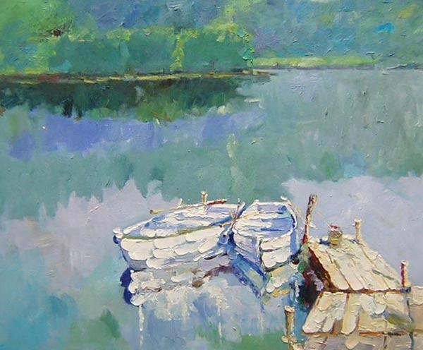 Boats Painting 7 From China Manufacturer Manufactory