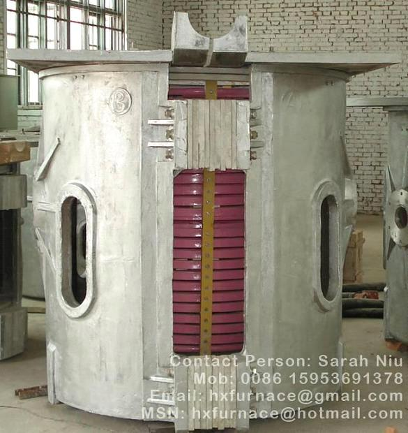 Copper Melting Furnace 300kg