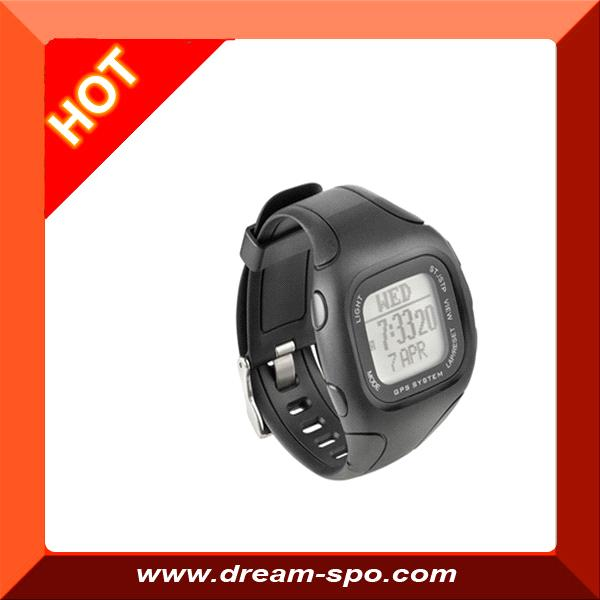 (DIQ) GPS Watch Heart Rate Monitor With Compass
