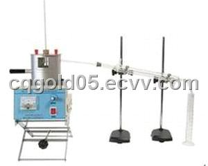 GD-255A Asphalt Distillation Tester