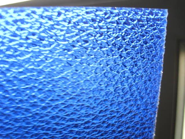 Ge Lexan Raw Material Polycarbonate Embossed Sheets From